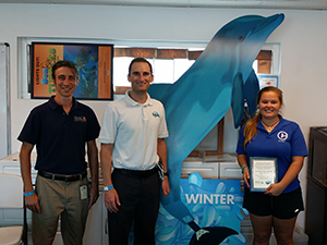 Clearwater Marine Aquarium Recognition