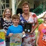 Winners from Trinity Oaks