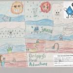 Third Grade - 1st Place (2015)