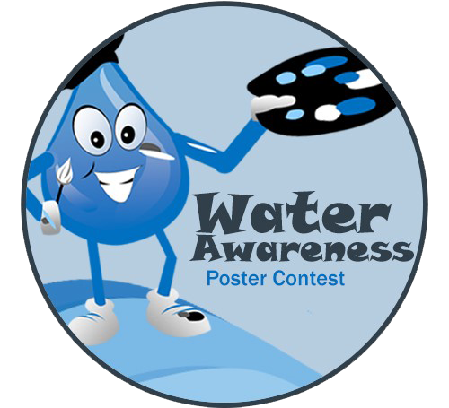Water Awareness Poster Logo