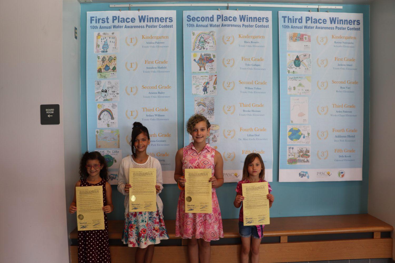 Group Winners photo