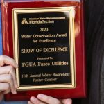 Water Conservation Award for Excellence