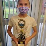 Ella Villa, Wesley Chapel Elementary School, Fourth Grade 2nd Place Winner