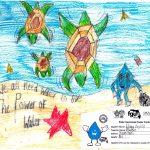 Liliana Costello - 3rd Grade -Honorable Mention, Harold's Choice