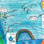Maria Bennett - 3rd Grade - 2nd Place-