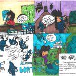 Fifth Grade – 2nd Place – Roberto Pajon, Lake Myrtle Elementary School