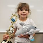 Kindergarten - 1st Place - with trophy